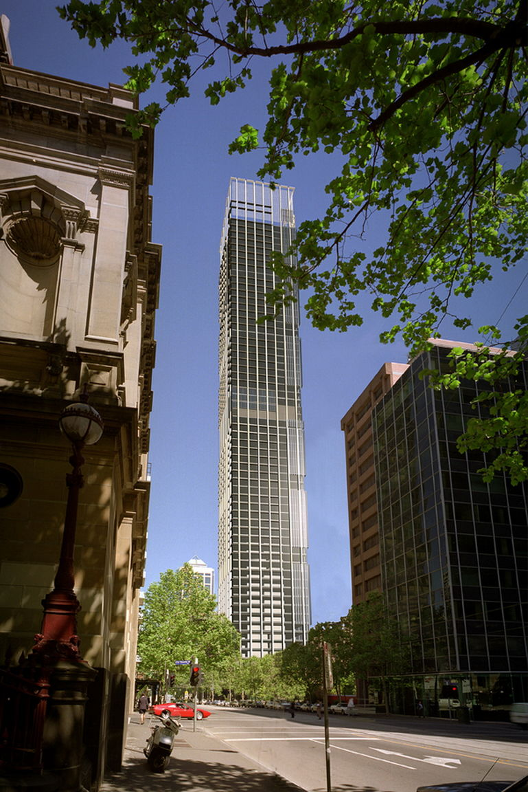 Still,Tower,Exterior,Commercial,1996-2000