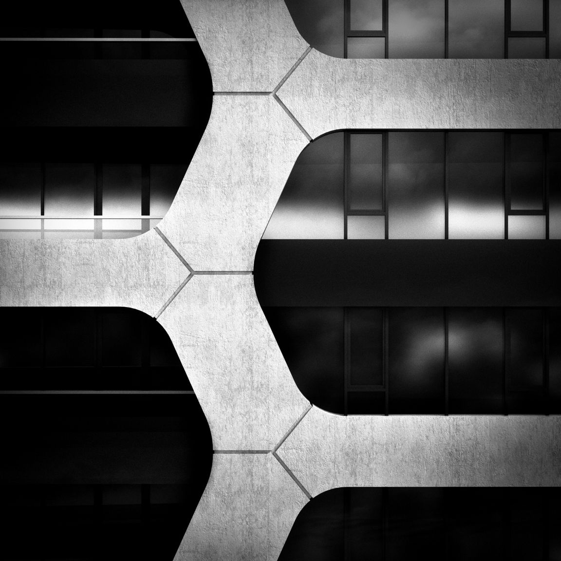 Still,Abstract Detail,Residential,Tower,2010