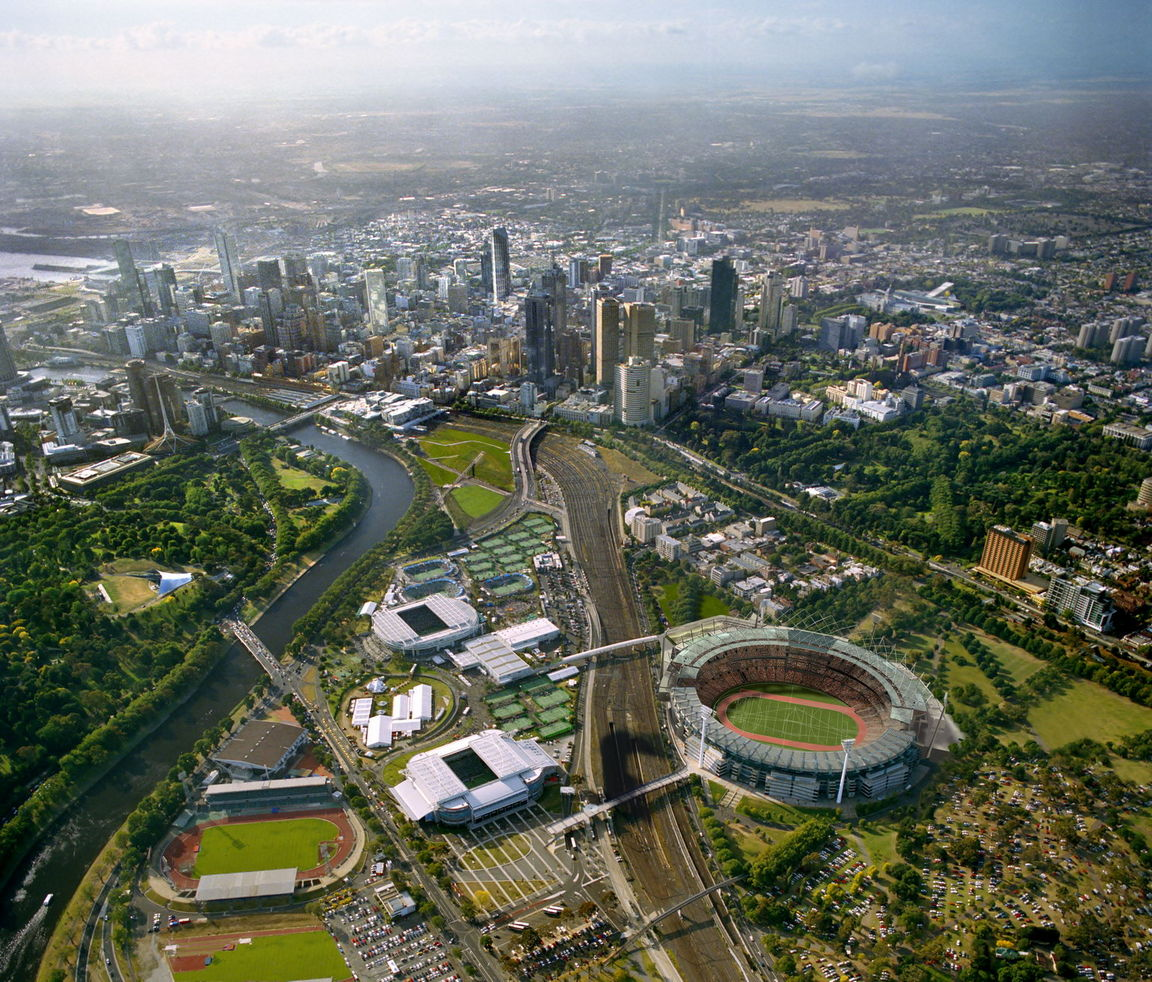 Still,Urban,Government,Aerial,Stadia,2001-2005